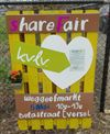 ShareFair in Eversel op 6 mei